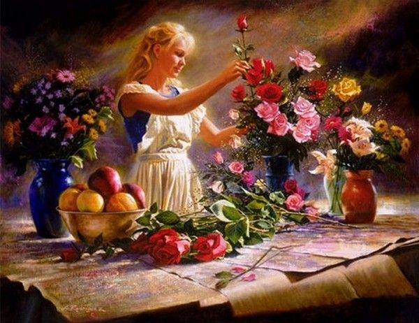 bienvenue dans mon univers floral et décor